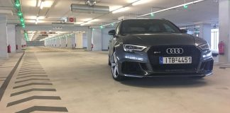 Audi RS3 hot hatch