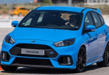 Ford Focus RS apex