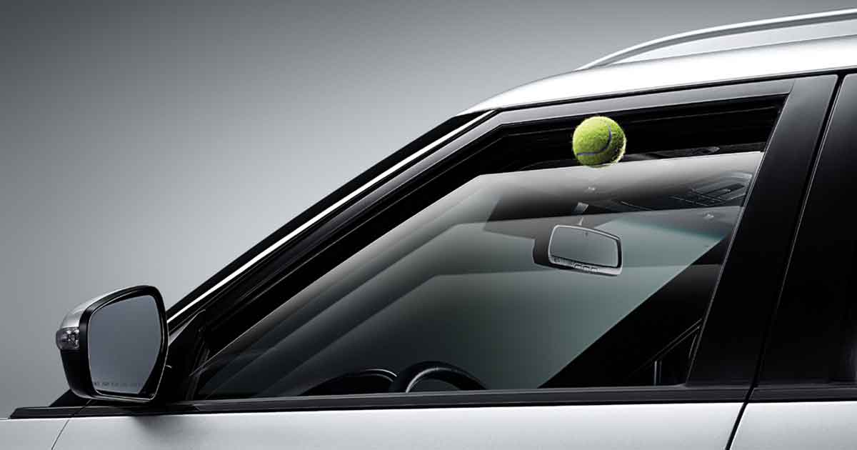 SsangYong window touch