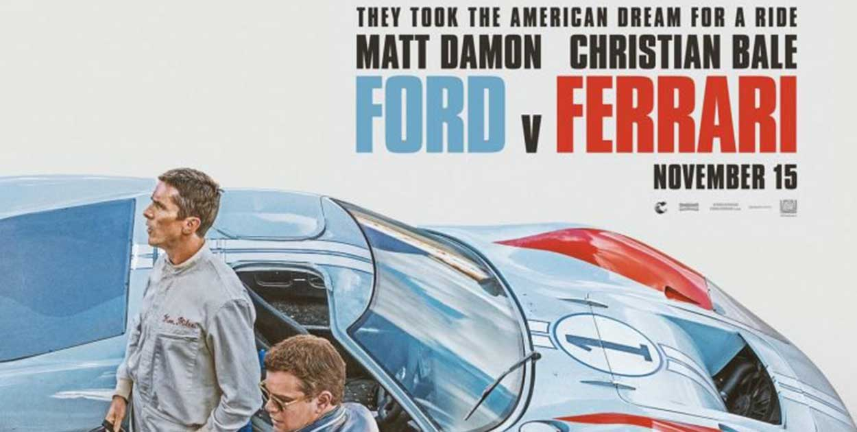 Ford vs Ferrari τρέιλερ