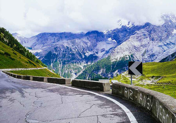 Stelvio Pass photos