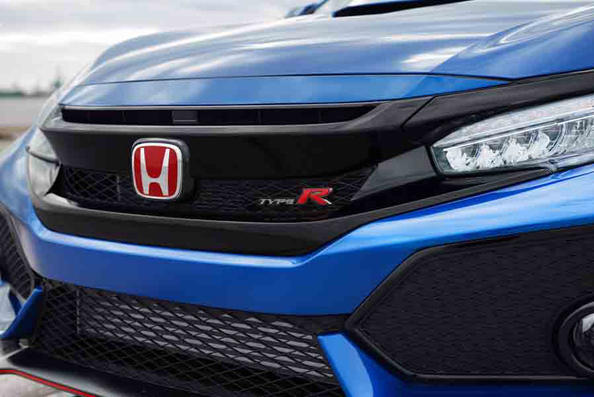 civic type r drive