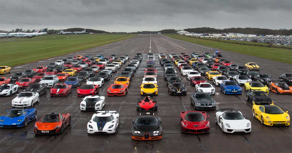 supercars new