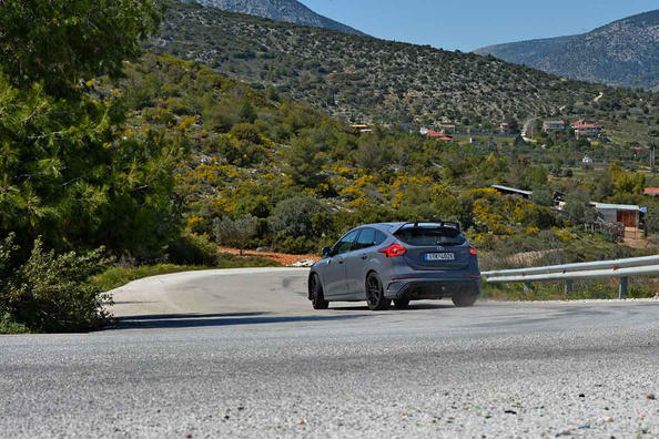 ford focus rs drift mode review