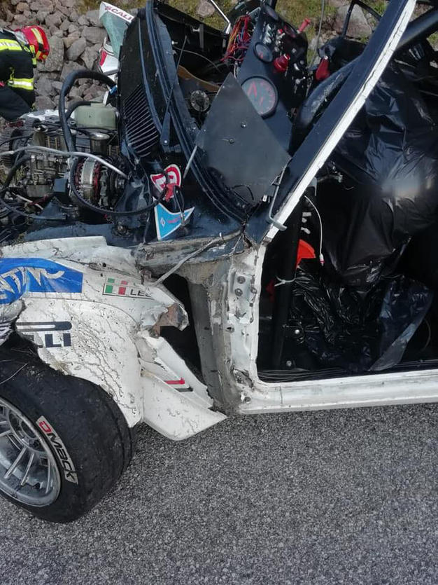 Fiat Abarth 131_crash_4drivers