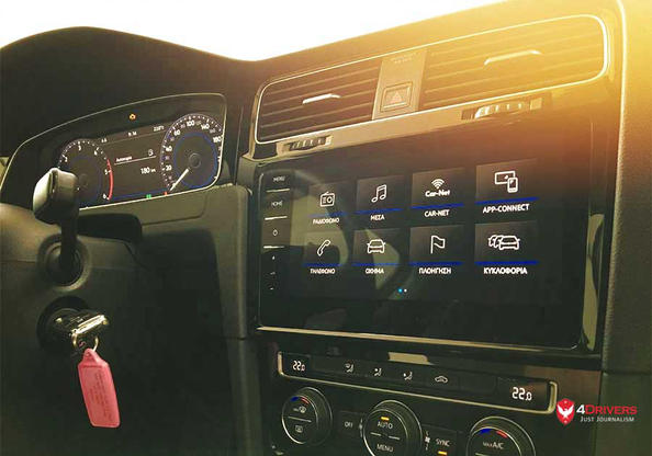 vw golf tsi test drive