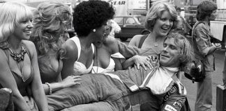 James Hunt women