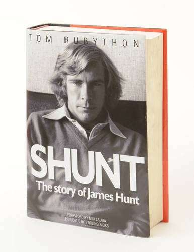 SHUNT: Τhe story of James Hunt του Τom Rubython