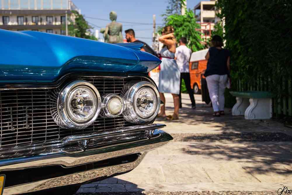 Alimos Classic Car Sunday