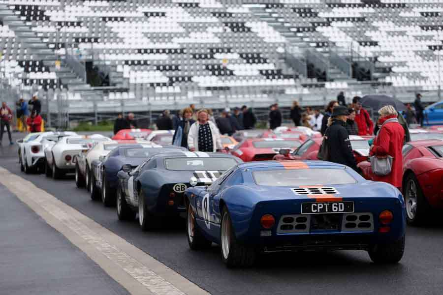 Ford GT40 Revival