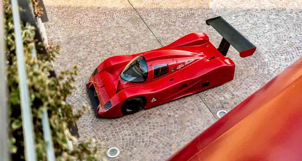 Alfa Romeo Group C