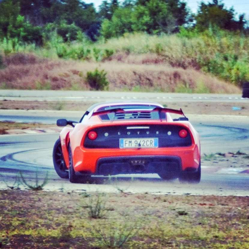 Lotus drift