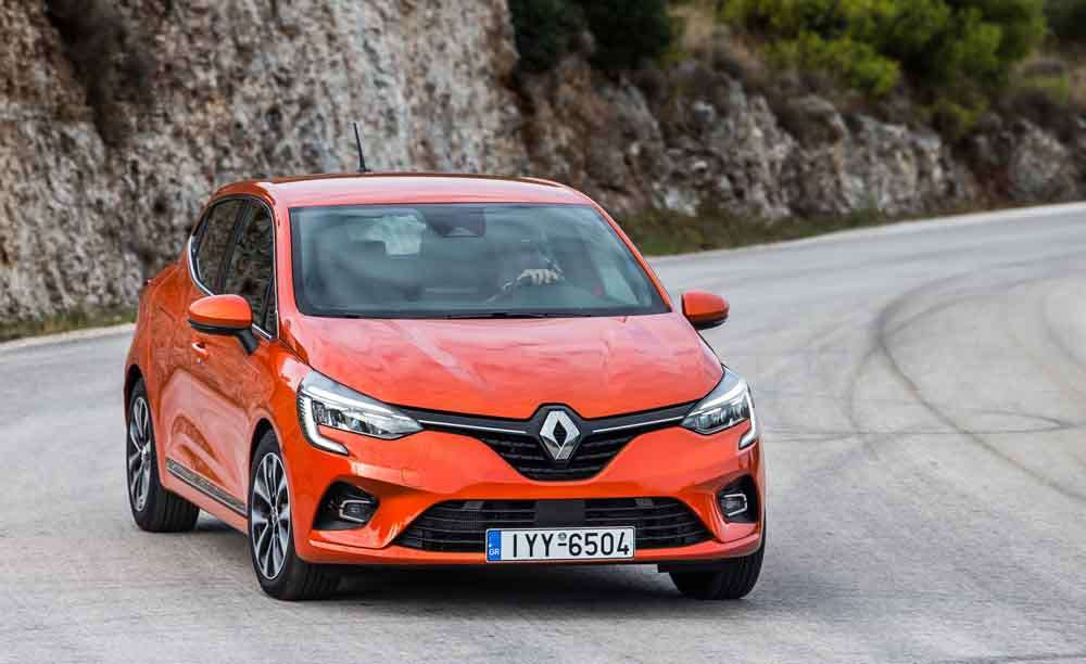 Renault Clio 1.0 Tce 100hp