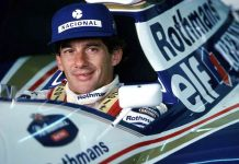 Senna Williams Formula 1, 1994
