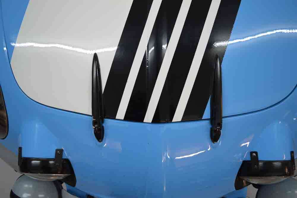 Alpine A110 Group 4 detail