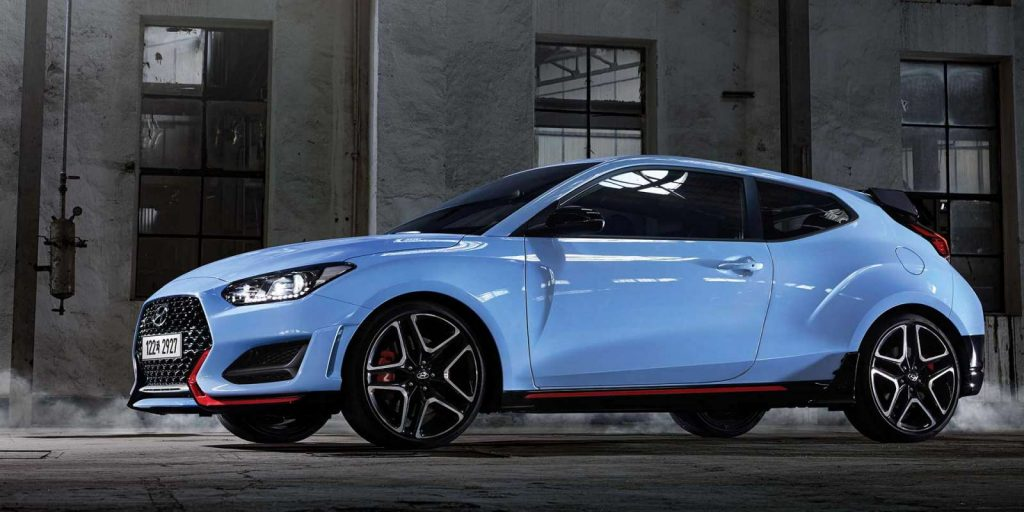 Veloster N-DCT