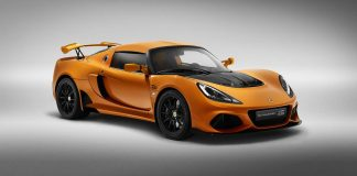 Lotus Exige 20th Anniversary