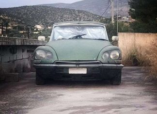 Citroën DS Greece
