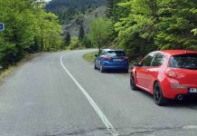 Clio RS vs Fiesta ST