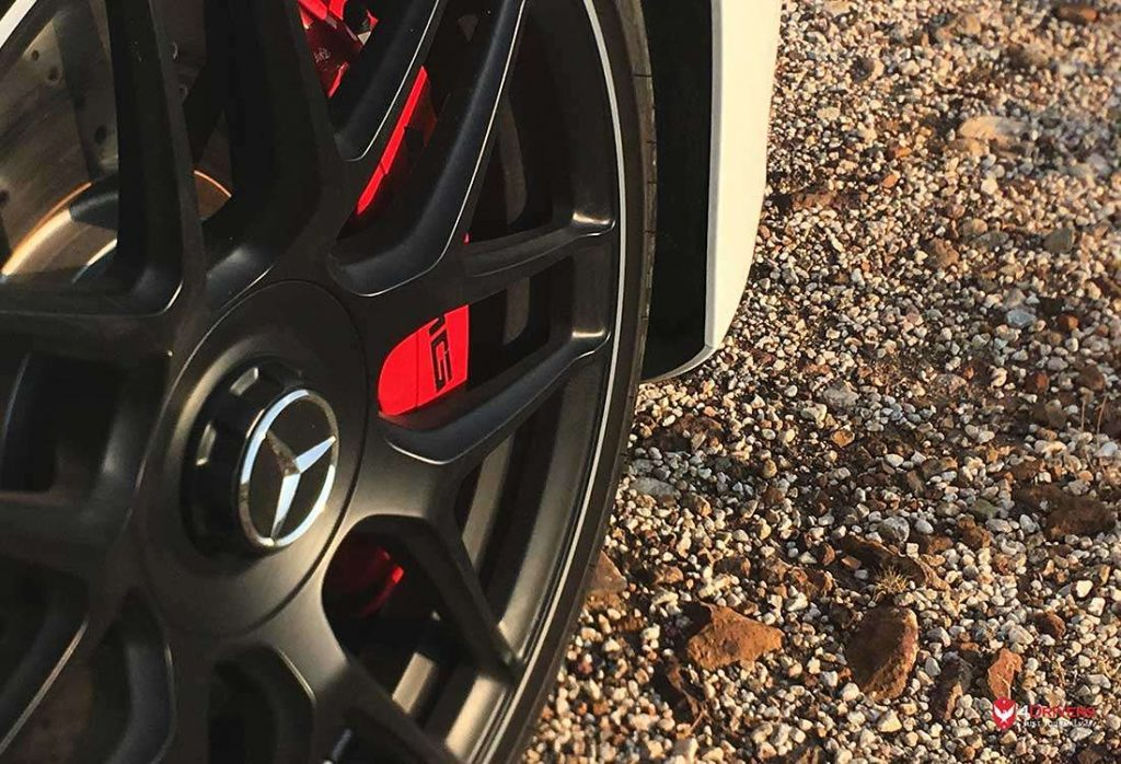 Mercedes-AMG CLA 45 S 4MATIC+ δοκιμή