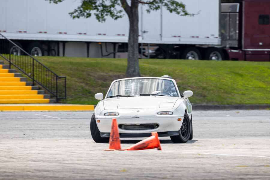 Mazda MX-5 drift