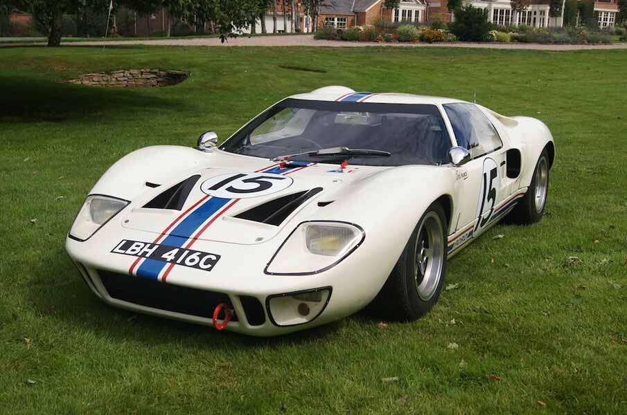 Concours of Elegance Ford GT40