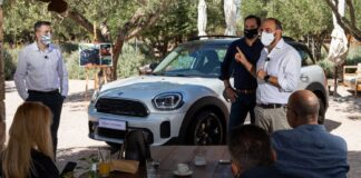 MINI Countryman δοκιμή