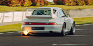 Porsche SpeedWeek Goodwood