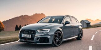 ABT TUNING AUDI RS3 άγραφος