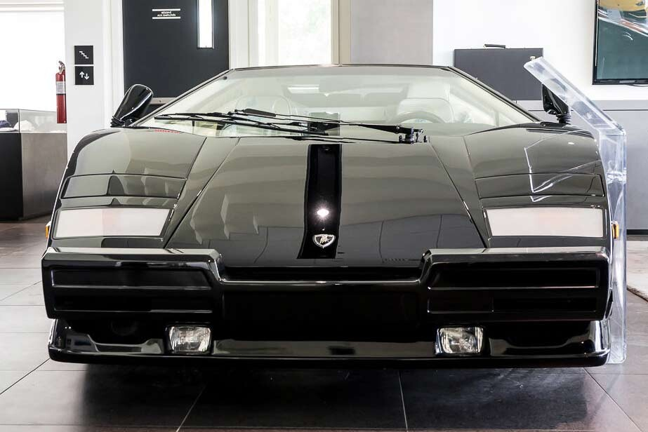 1990 Lamborghini Countach Garage Queen