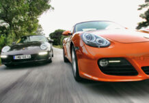 Porsche 911 vs Cayman S