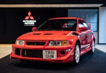 Lancer Evolution VI Tommi Makinen