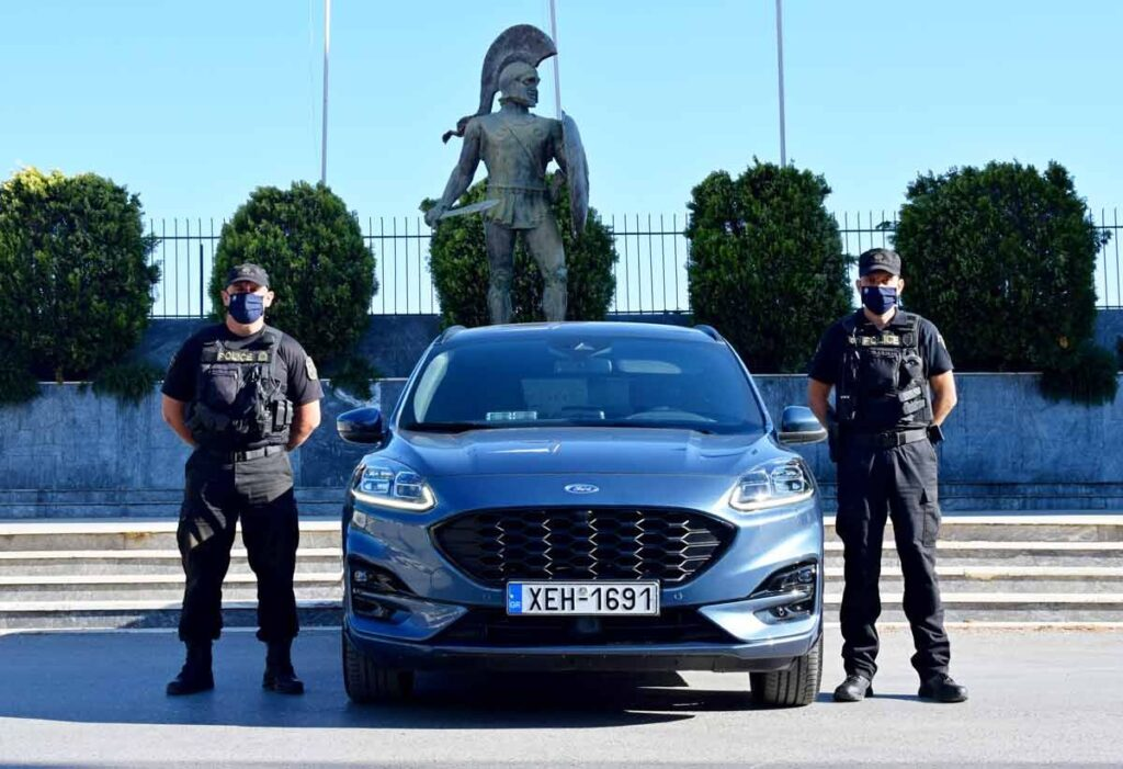 Ford Kuga PHEV Λακωνία
